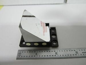 Optical Microscope Part Dmr Leica Mirror stained Optics As Is Bin d2 p 7