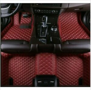 Genuine For Jeep Grand Cherokee Car Floor Mats Carpet waterproof Pad Auto Mats
