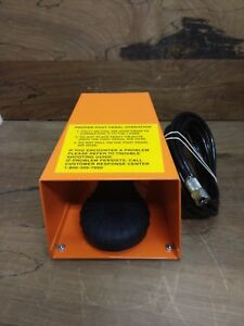 Laserscope Pneumatic Foot Pedal Air Switch Ipx7