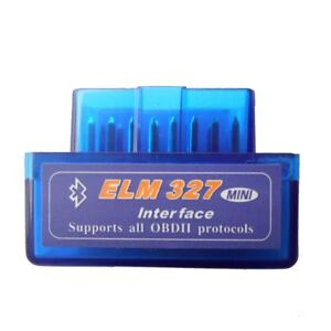 Super Mini V2 1 Bluetooth Obd2 Scanner Diagnostic Tool Code Reader