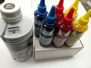1600 Ml Sublimation Ink Bmyk For Any Inkjet Or Wide Format Printers Mugs Tshirt