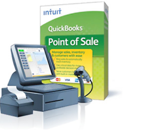 Quickbooks Pos Software Basic 18 0 Without Payments