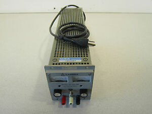 Lambda Regulated Power Supply Lp 524 fm