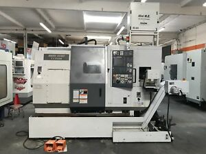 Mori Seiki Zt 1500y Cnc Turning Center 2004 Y axis Live Milling Mist Collectr
