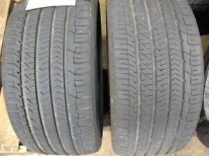 2 255 35 19 96w Goodyear Eagle Sport Tires 8 8 5 32 1d36 4314