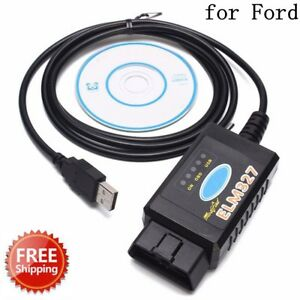 Forscan Elm327 Usb Switch Obd2 Modified For Ford Ms Can Hs Can Mazda Diagnostic