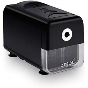 Electric Pencil Sharpener heavy Duty Helical Blade And Auto stop For No Use