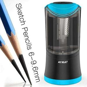 Long Point Pencil Sharpener Electric For 6 9 6mm Large Pencils Heavy Duty And