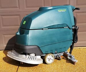 Tennant Nobles Speed Scrub Ss5 32 inch Disk Floor Scrubber New