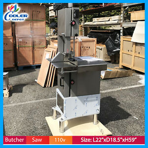 Meat Bone Saw Hls 2020 Butcher Deli Bandsaw Food Processing Commercial Nsf