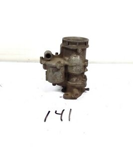 1949 1953 Ford Holley 2100 Model 90 Carburetor Ebu 1