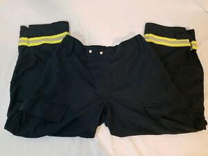 Firefighter Firedex Extrication Pants Brigade Navy 40x33