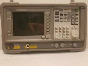 Hp Spectrum Analyzer E4411a Esa l1500a With Option 1ax