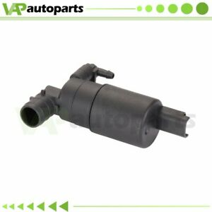 For Nissan Titan Frontier Windshield Washer Pump Motor Cage Replacement