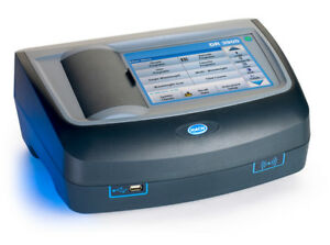 Hach Dr3900 Laboratory Vis Spectrophotometer With Rfid Technology