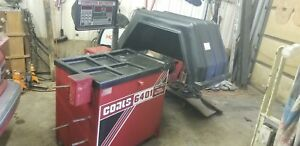 Coats 6401 Direct Drive Heavy Duty Truck Tire Balancer With All Attachments