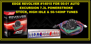 Edge 140010 Revolver Switch Chip For 00 01 Excursion 7 3 Powerstroke 140hp Mqj2