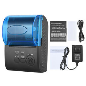 Pos 5805dd Mini Wireless Usb Thermal Printer Receipt Bill Pos Printing Tool S5j7