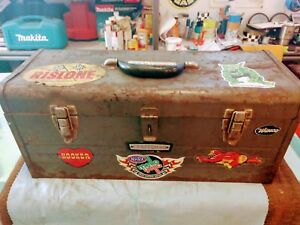 Craftsman Tool Box With Decals