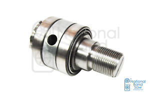 Biro Meat Saw Upper Shaft And Bearing Assembly For Models 11 22 33 34 1433