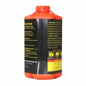 Car Fire Extinguisher Aluminum Mounts To Side Seat Fit Car Or Truck Application
