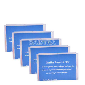 500 Pcs Dental Gutta Percha Bar Sticks For Obturation Endo System 5 Packs Denjoy