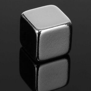 1 20 50 100pcs N50 Rare Earth Block Cubic Square Strong Neodymium Magnets Ardent