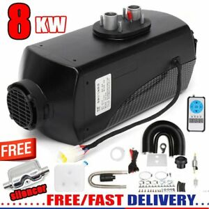 8000w 12v Air Diesel Heater Heating 8kw Planar For Truck Motor homes Boat bus Qe