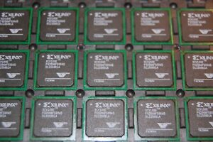 Xcv100e 8fg256c Bga Xilinx lot Of 1
