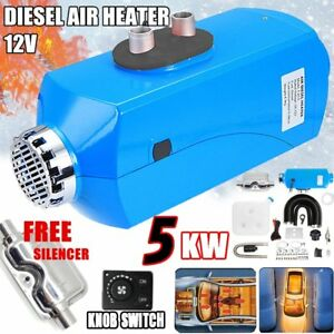 5000w Air Diesel Heater 5kw 12v For Truck Motor homes Boats Bus
