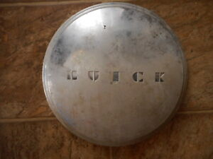 Buick 1940 s Dish Vintage Hubcap As Is Used Abused