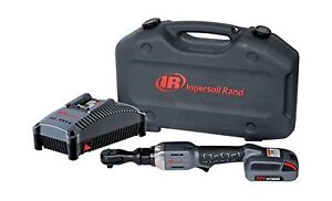 Ingersoll Rand R3150 k12 Cordless Ratchet With 1 Li on Battery Charger And C