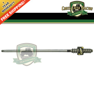 C5nn3a710a New Worm Shaft Power Steering For Ford 5000 7000 1 1965 8 1970
