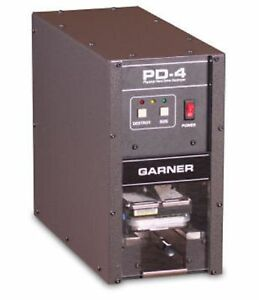 Garner Pd 4 Mobile Physical Hard Drive Destroyer with Free Shipping Case