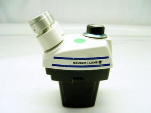 Bausch Lomb Stereo Zoom 5 Microscope 0 8x 4 0x