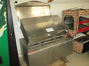 Market Forge Model 1800 Commercial Braising Pan 40 Gal Tilt Skillet Electric