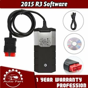 Obd2 Obdii 2015 R3 Software Autocom Scanner Diagnostic For Car truck Tool Oe