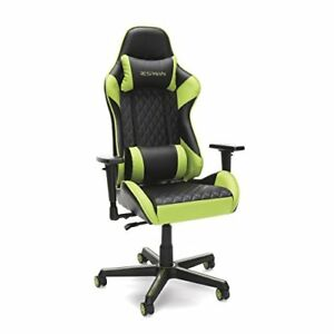 Respawn 100 Racing Style Gaming Chair Reclining Ergonomic Leather Chair Offic