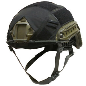 OPSUR-TACTICAL HELMET COVER FOR OPS-CORE FAST HELMET IN MULTICAM BLACK-ML