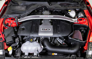 K N Aircharger Performance Cold Air Intake 2018 Ford Mustang Gt 5 0l V8 22hp