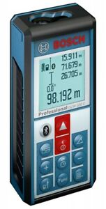 Bosch Glm100 C Laser Distance Meter Compatible With Android And Ios Devices Ems