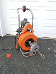 General Speedrooter 92 Wire Drain sewer Cleaning Machine Local Pick Up Only