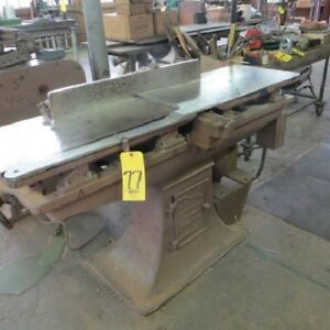 S A Woods Jointer