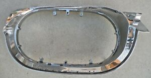 Ford Thunderbird Front Rh Right Headlight Chrome Lens Bezel Trim 1961 1963 61 63
