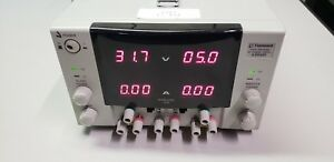 Topward 6306d Dual Tracking Dc Power Supply 30v 6a Tested