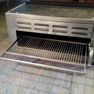 Wolf Commercial New 36 Gas Salamander Broiler Model Rb36