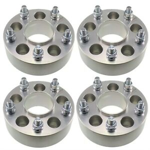 4x 2 Hubcentric Wheel Adapters 5x4 5 To 5x5 For Jeep Jk Jku Rims On A Tj Or Yj