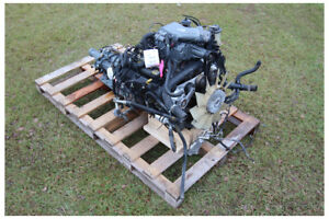 00 Ford Lightning 5 4l Eaton Supercharged Engine Auto Trans Lightning