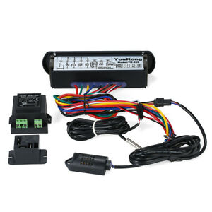 Youkong Digital Temperature And Humidity Recording Controller 220v Reptile S3w6
