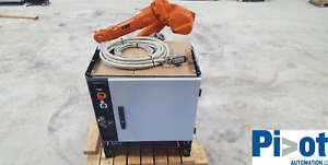 Abb Irb1600id 4kg 1 5m Irc5 Robot With Controller